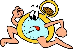 run-clock