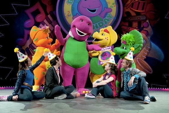 Barney-Birthday