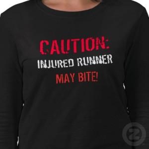 caution_injured_runner_may_bite_tshirt-p235545387818184340bviwy_4002