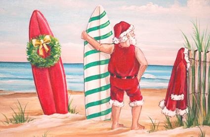 XRM07-Santa-Surfing